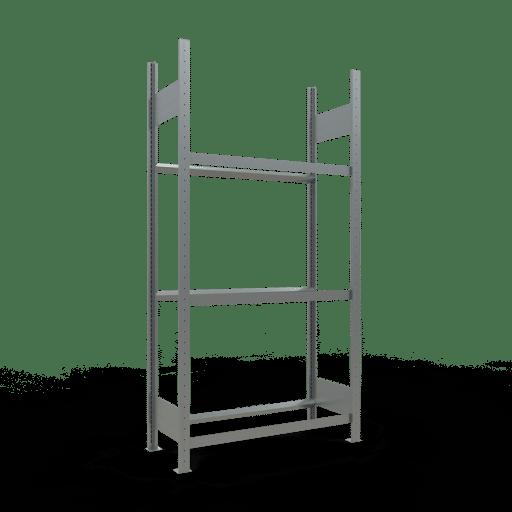 Reifenregal für bis zu 24 Räder von SCHULTE Lagertechnik