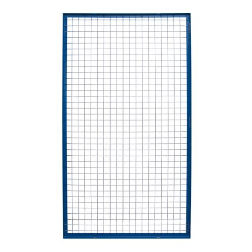 Gitterrückwand 3600×1500 mm – für Palettenregal