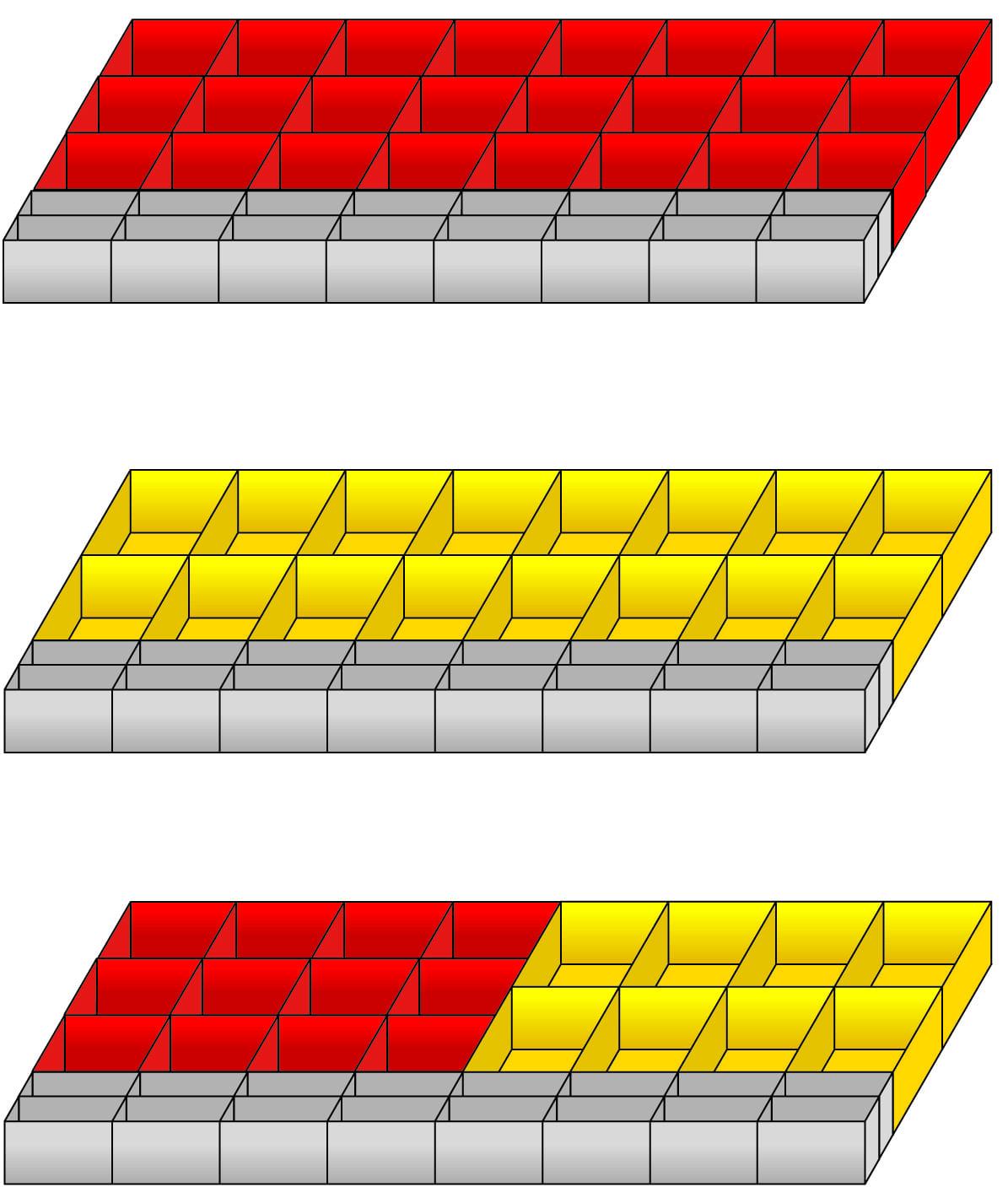 Einsatzkästen-Set 3 – für Schubladen