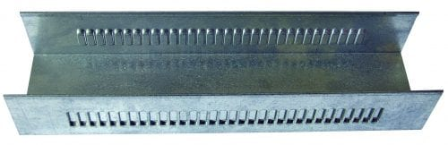 Schlitzwanne verzinkt – 425x115x214 mm