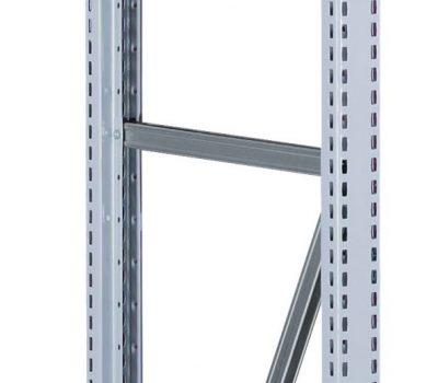 WS 3000-Rahmen inkl. Füße