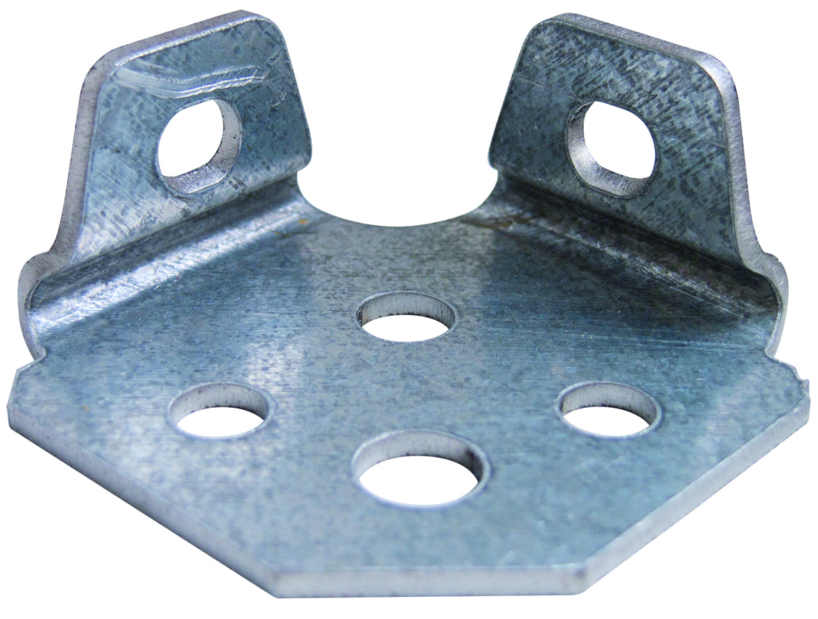Z 1 Stahlfuss einfach