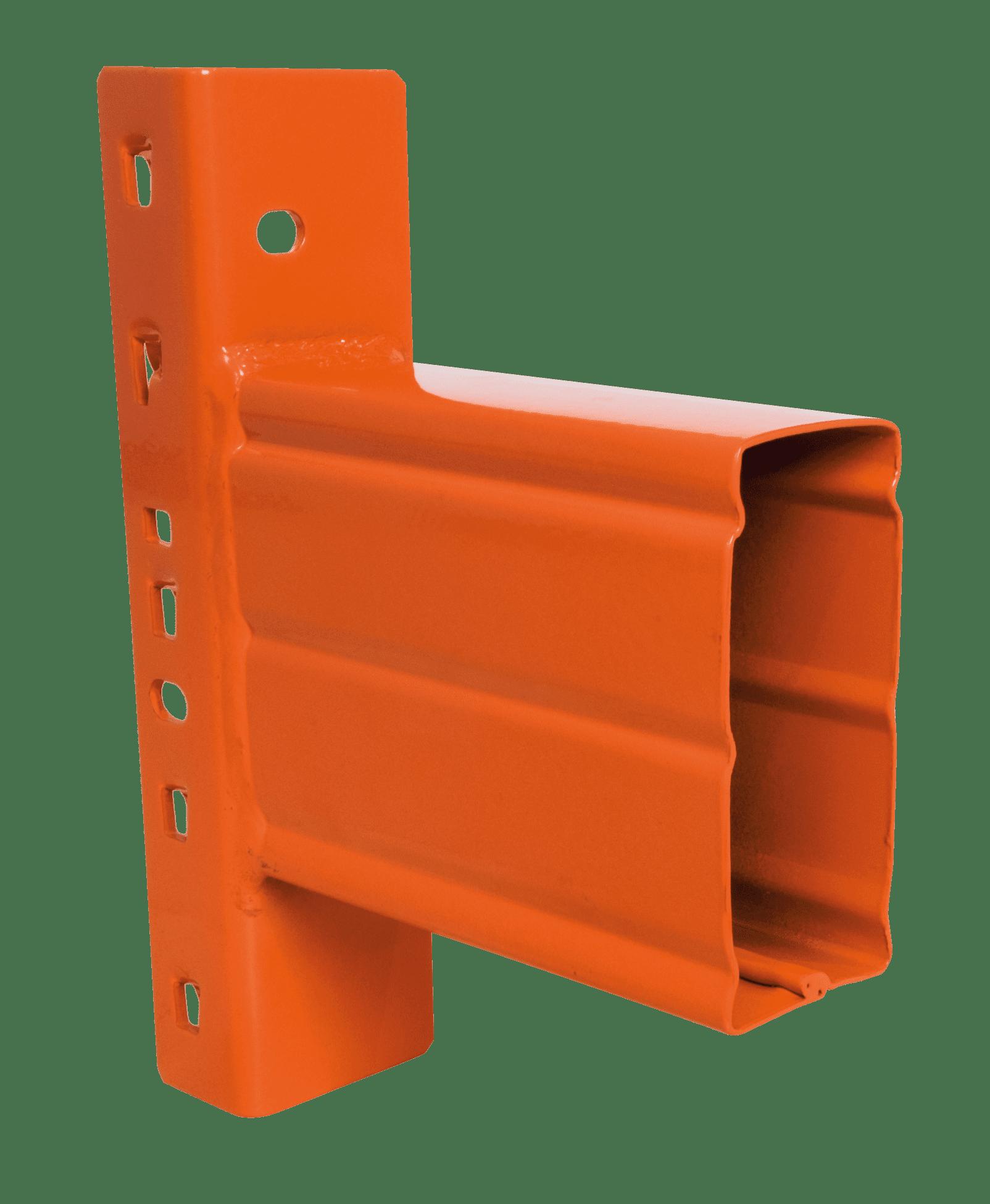 Palettenregal Holmpaar EGN-DUO165x50x1,8x3900mm – Belastbarkeit 3935 kg/Paar SCHULTE Lagertechnik