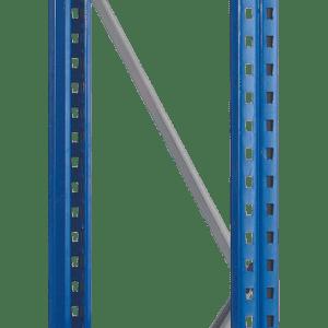Palettenregal-Ständerahmen S645-B25