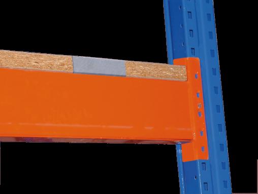 Z-Blech 50x94x2 mm – für Spanplatten