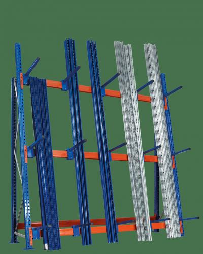 AR Profillager-Regal 3000 x 2700 x 700 mm