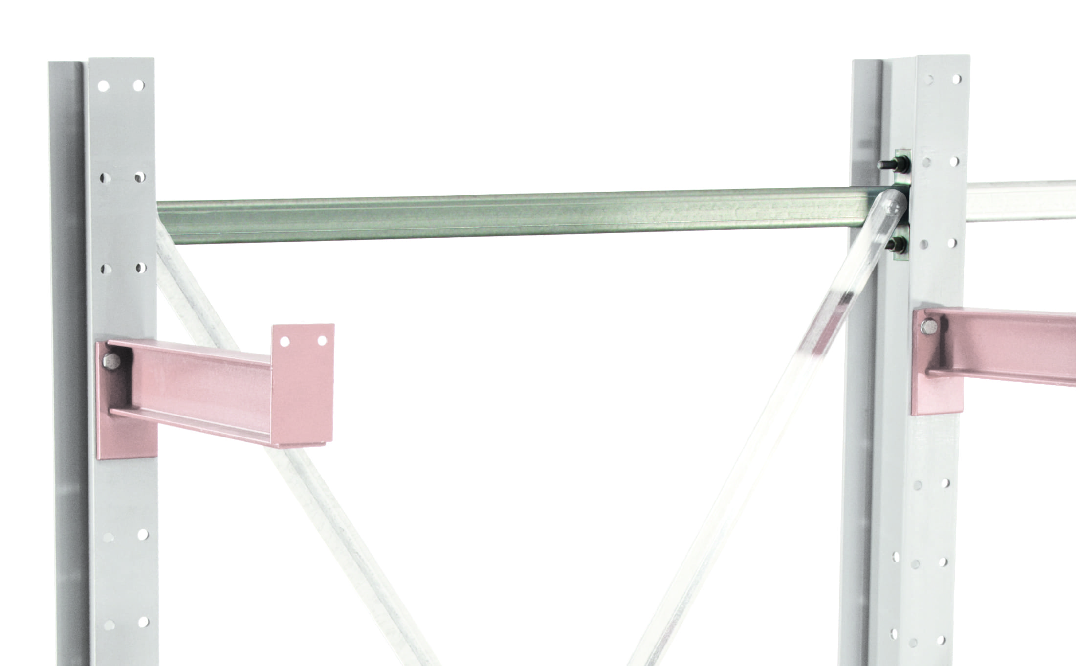 K 3000 Horizontalverbinder – inkl. Schrauben