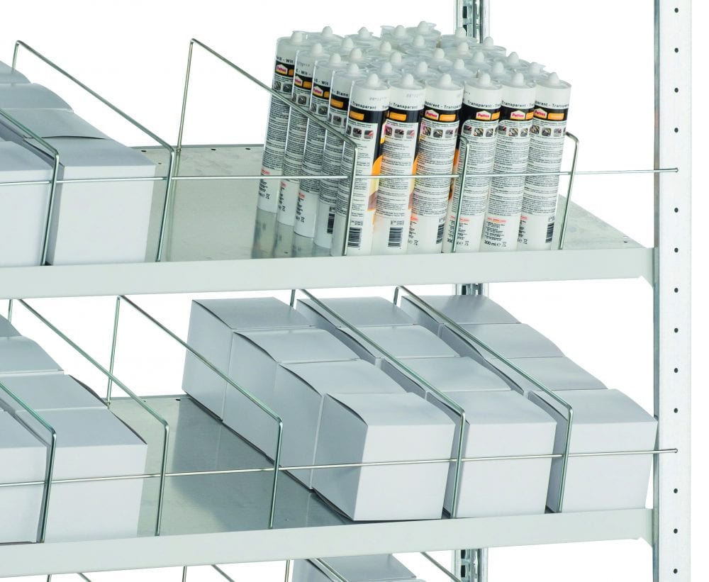 Trennbügel für 500 mm (Typ 150kg) – tiefen Multi-Plus Boden, Höhe 150