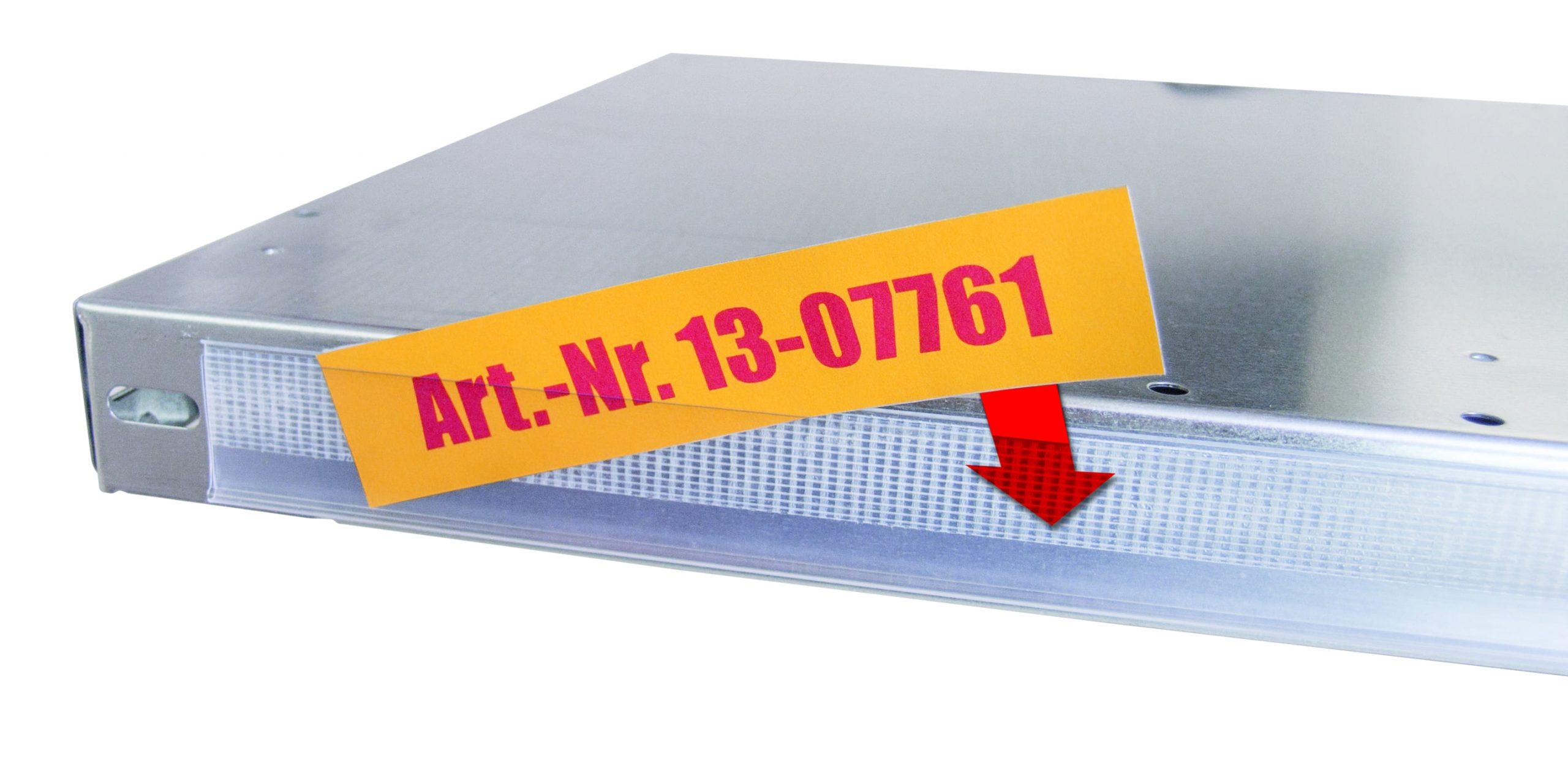 Scannerschiene 1240 mm,Höhe 35mm – für Feldbreite 1300 mm