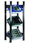 Getränkekistenregal von Schulte Lagertechnik bei www.kauf-dein-regal.de