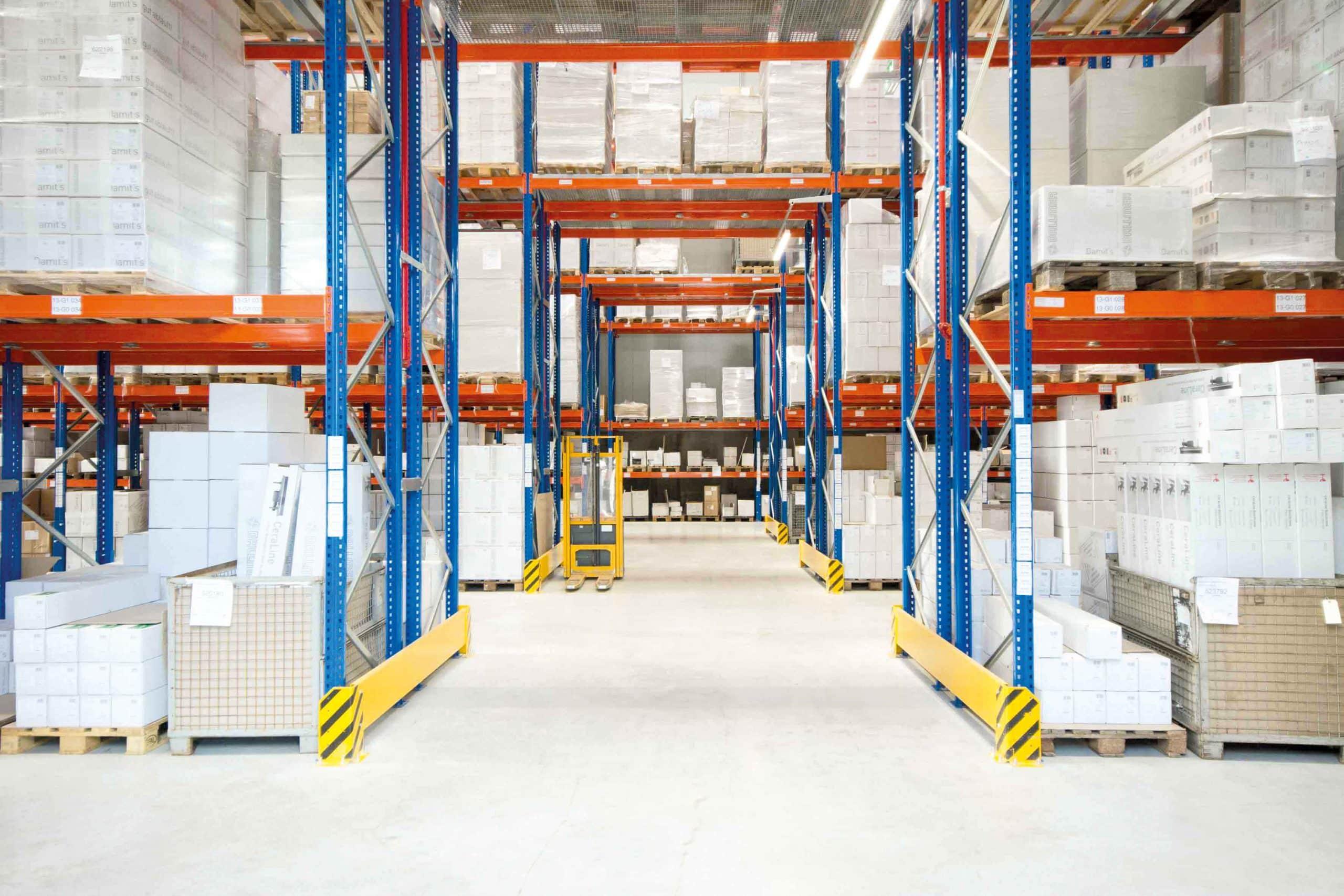 Schwerlastregale bei Kauf-dein-Regal.de online kaufen von SCHULTE Lagertechnik