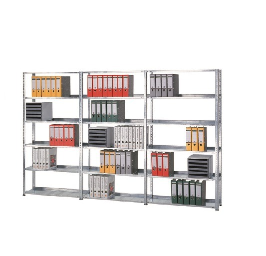 Büroregal Schraubsystem SCHULTE Lagertechnik online kaufen bei Kauf-dein-Regal.de