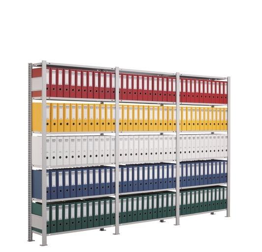 Büroregal Stecksystem SCHULTE Lagertechnik online kaufen bei Kauf-dein-Regal.de