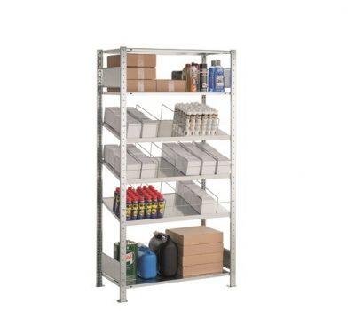 Kombibodenregal von SCHULTE Lagertechnik online kaufen bei Kauf-dein-Regal.de