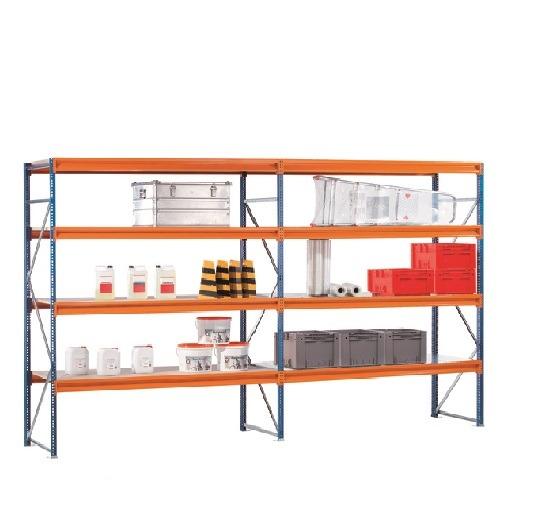 Weitspannregal W100 SCHULTE Lagertechnik online kaufen bei Kauf-dein-Regal.de