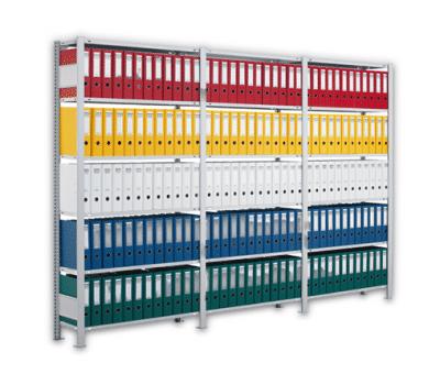 Büroregal Stecksystem SCHULTE Lagertechnik bei Kauf-dein-Regal.de
