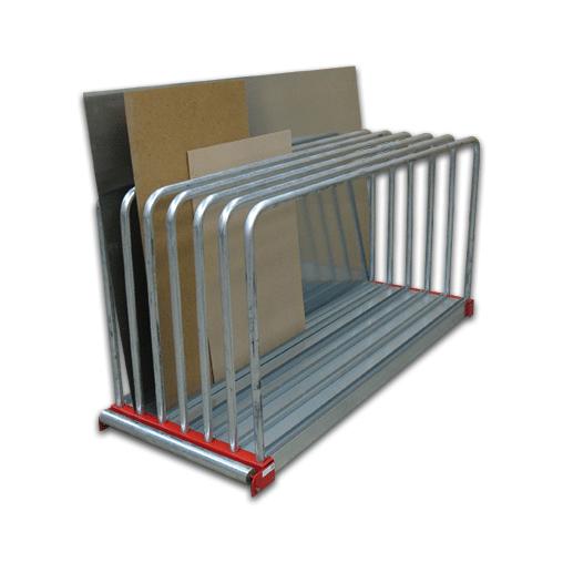 Tafel-Regal 1000x800x2030 mm – HöhexBreitexTiefe