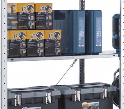 Zusatzfachboden SCHULTE Lagertechnik Fachbodenregal