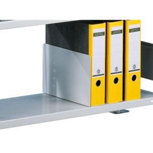 Buchstützen für Büroregale