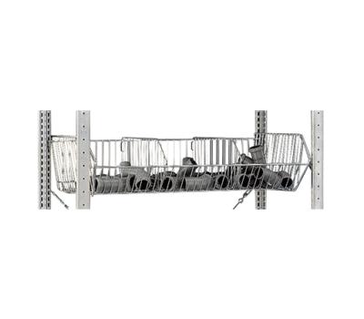 Drahtkorb - Gitterkorb für SCHULTE Lagertechnik Fachbodenregal bei Kauf-dein-Regal.de