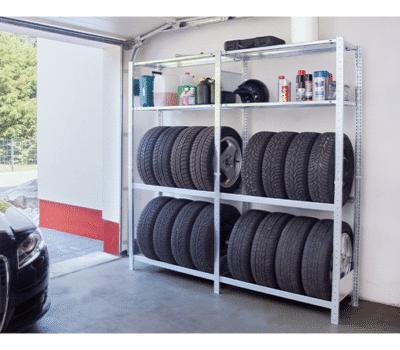 Garagenregal-Set
