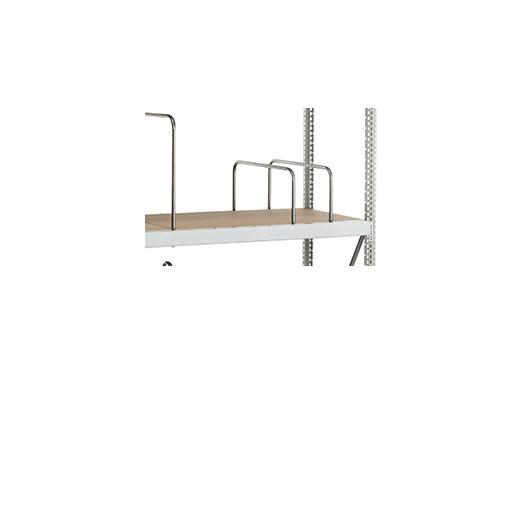 Weitspannregal Zusatzebene WS 3000 – 2500×1000 mm, mit Spanplatten