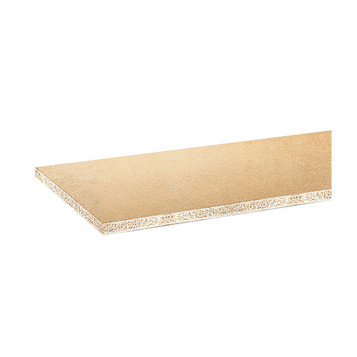 Spanplatte 2136x 915 mm, 16 mm – roh