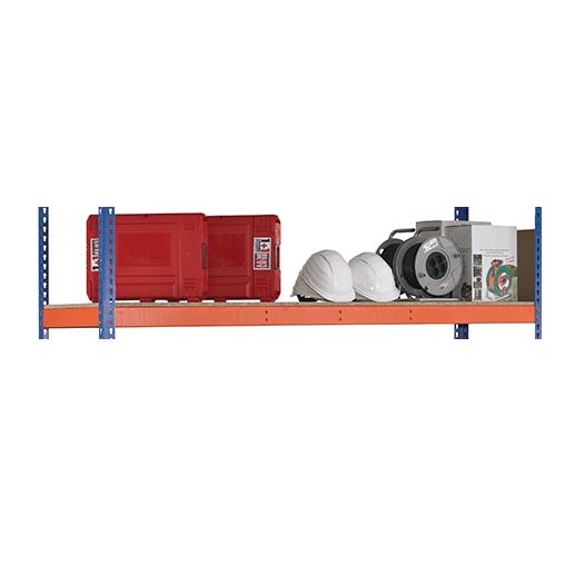 Z1 Zusatzebene 2450×469 mm,orange – Tragkraft 344 kg/ Ebene