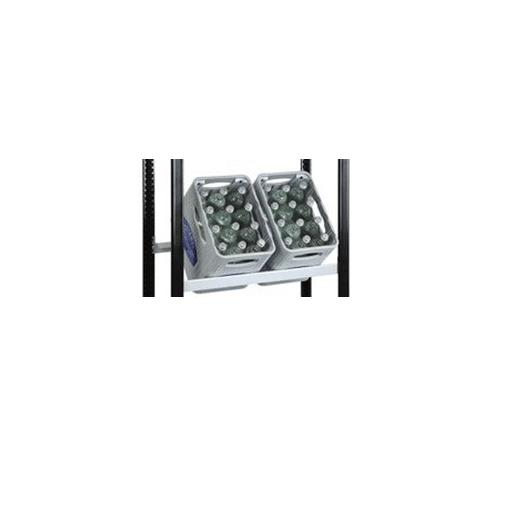 Zusatzebene für Getränkekistenregal – 750×300 mm (BxT)
