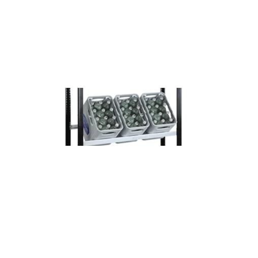 Zusatzebene für Getränkekistenregal – 1000×300 mm (BxT)