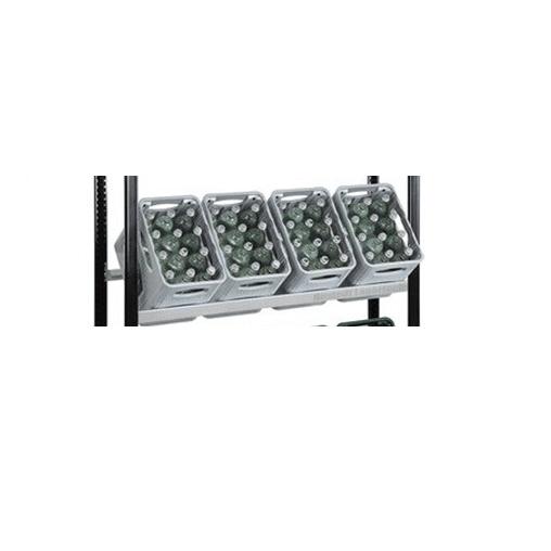 Zusatzebene für Getränkekistenregal – 1300×300 mm (BxT)