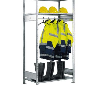 Garderobenregal von SCHULTE Lagertechnik online kaufen bei Kauf-dein-Regal.de