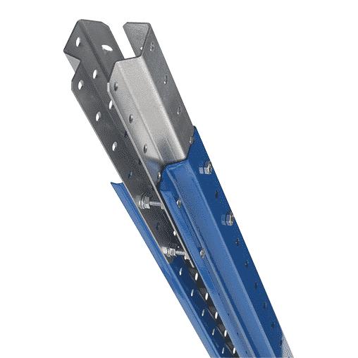 Adapter für Ständer S635 – incl. Schraubmaterial