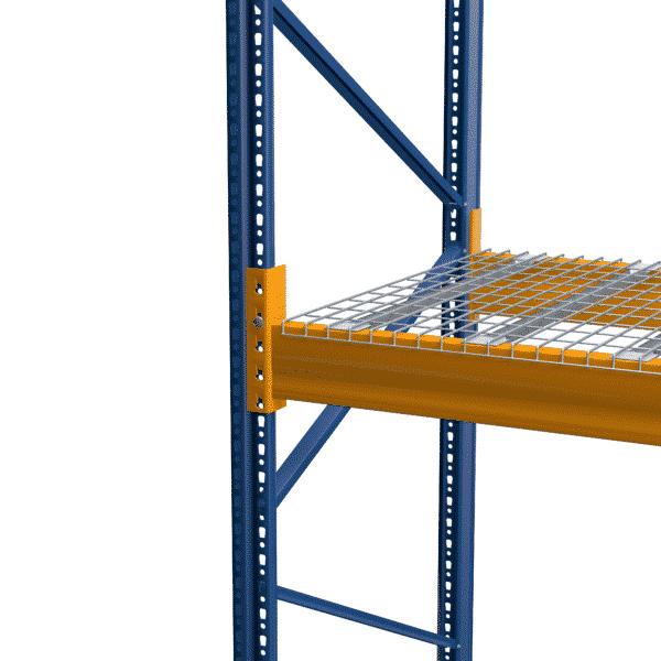 palettenregal mit Gitterböden von NEDCON lagertechnik Regal bei Kauf-dein-Regal.de online kaufen
