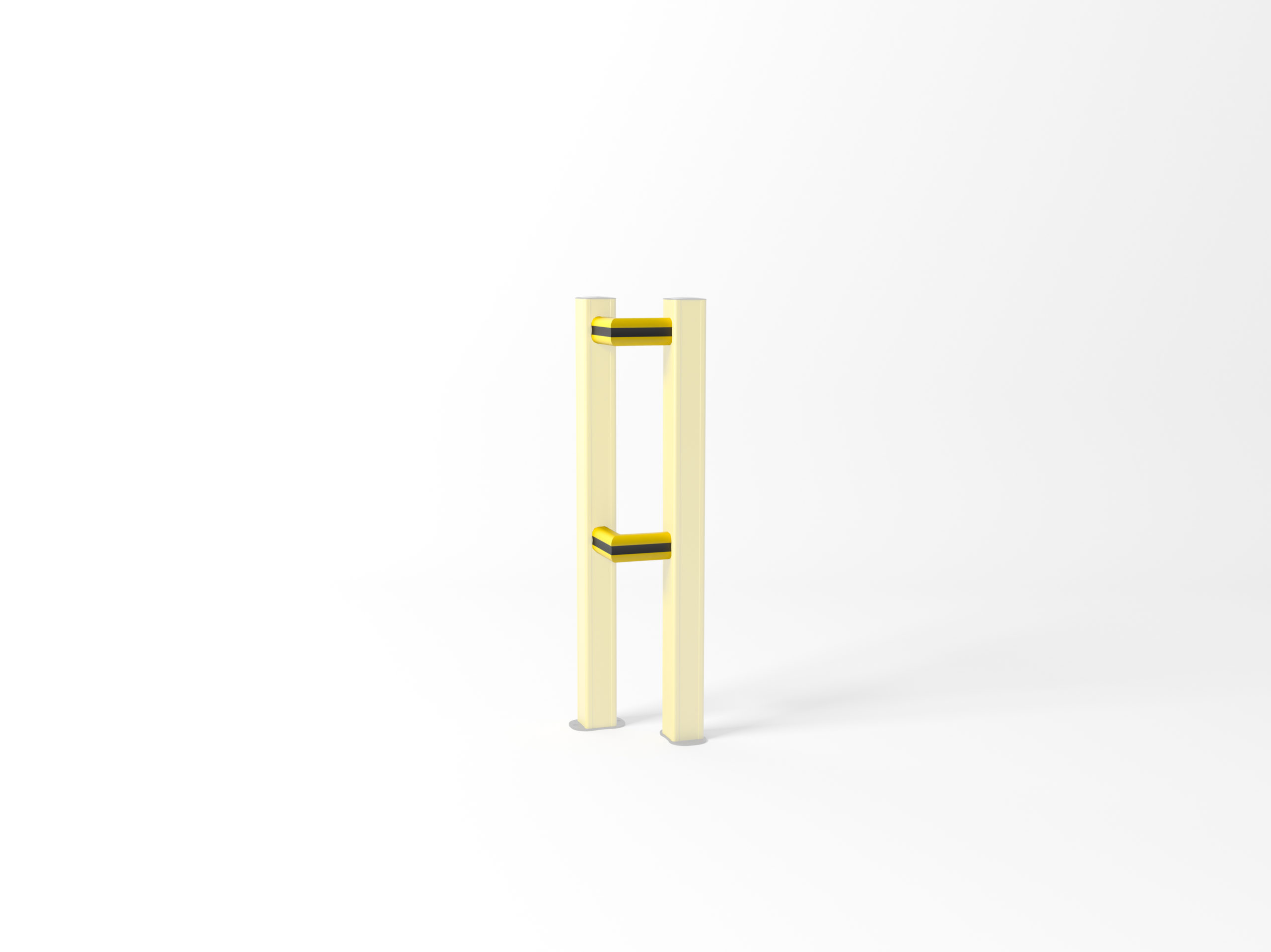 boplan® HD Light Eck-Set – gelb/schwarz