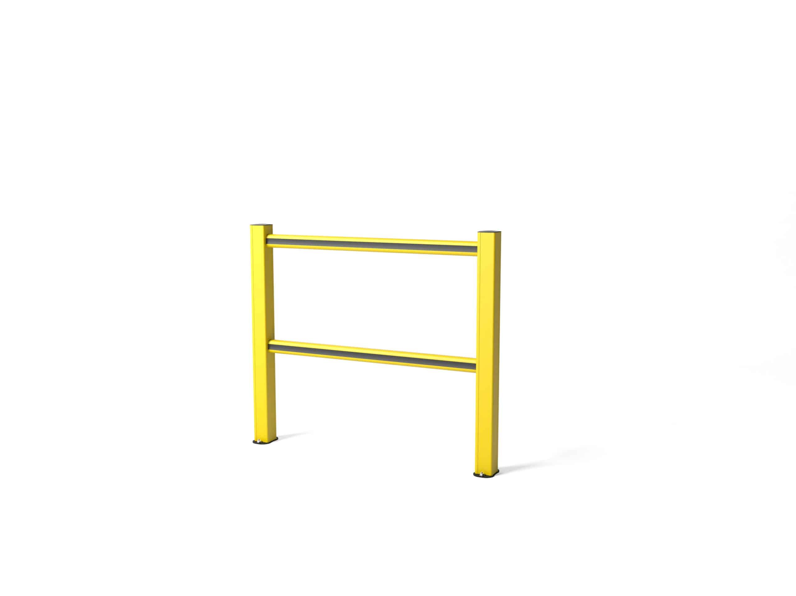 boplan® HD Light Set 3750 mm – gelb/schwarz (4P-gelb)