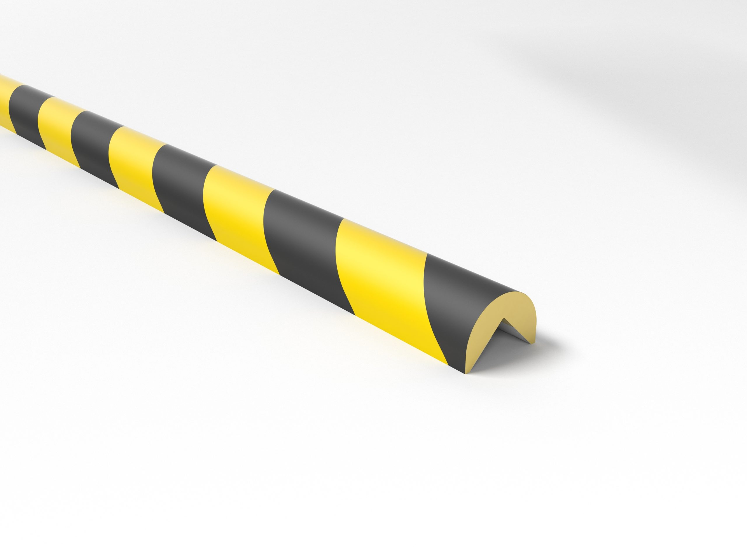 Schutzprofil boplan® Teddy Pro AR25 – Kanten – 40x28x2000mm – YB