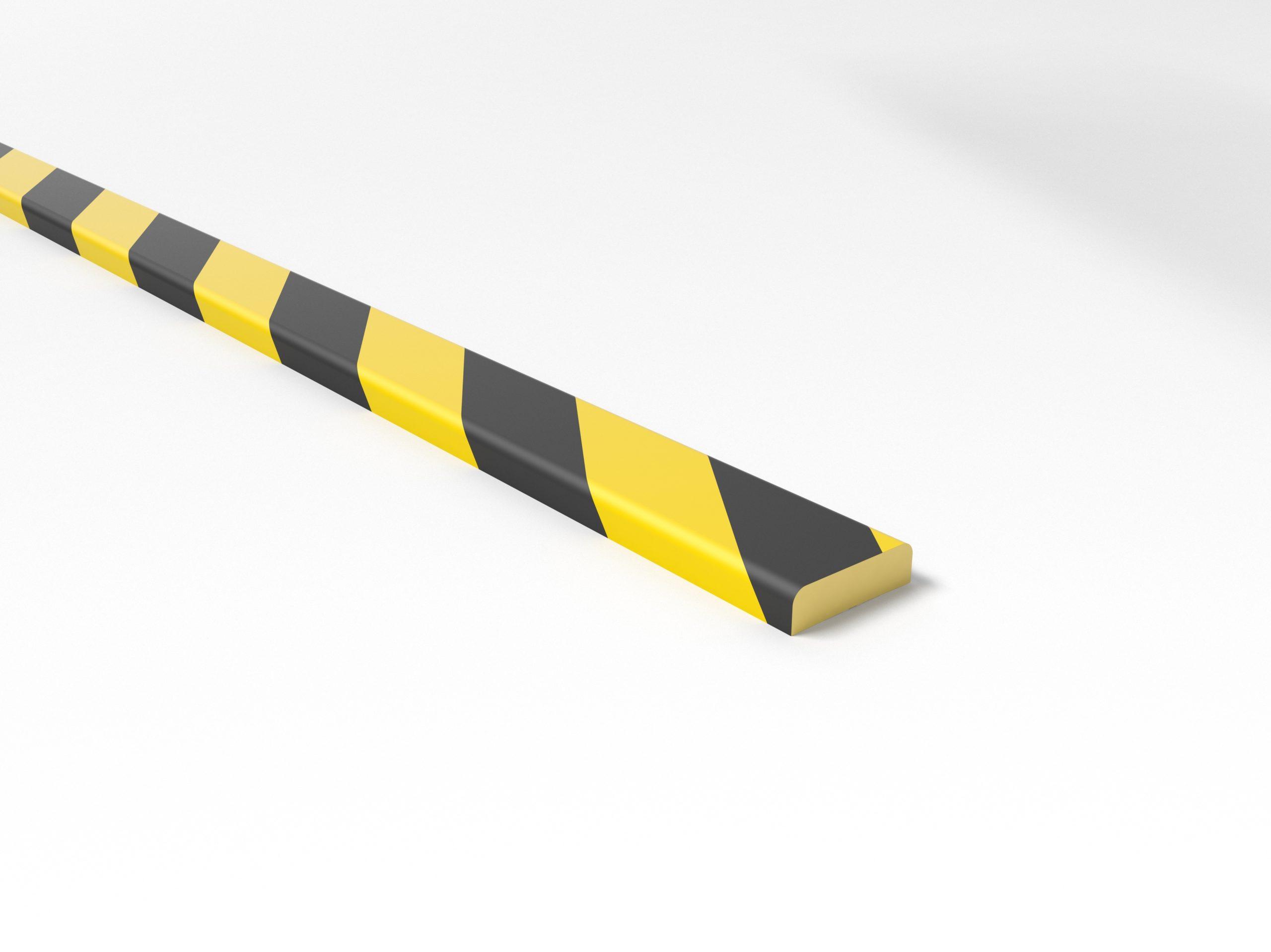 Schutzprofil boplan® Teddy Pro FL40 – Oberfläche  – 40x1000mm – YB