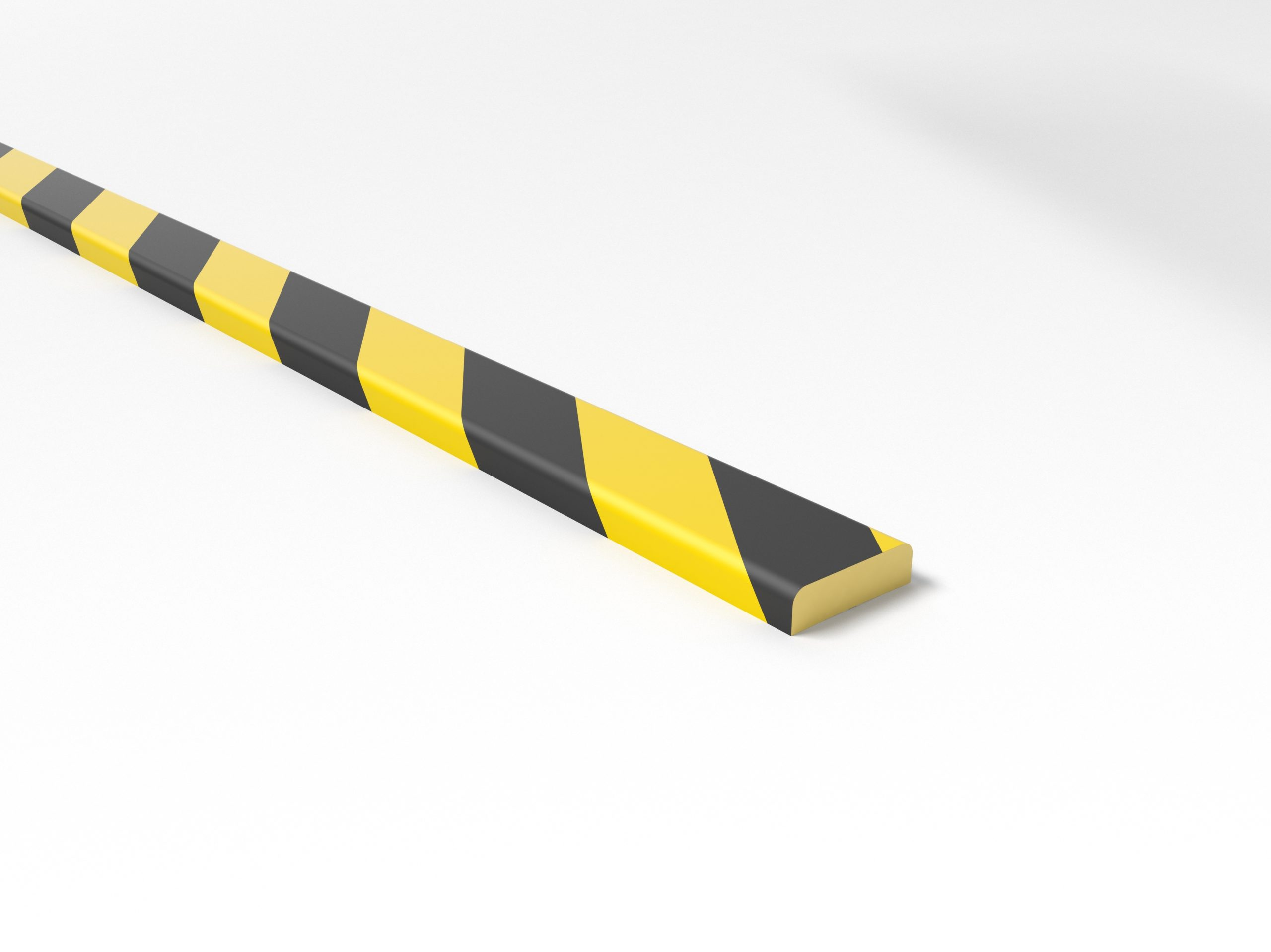 Schutzprofil boplan® Teddy Pro FL40 – Oberfläche  – 40x2000mm – YB