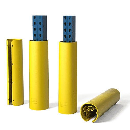 Rammschutz Rackbull für Palettenregal von boplan online kaufen bei Kauf-dein-Regal.de
