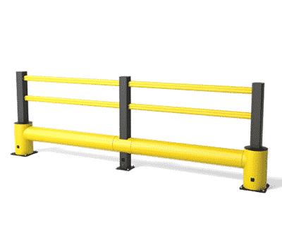 Rammschutz Geländer