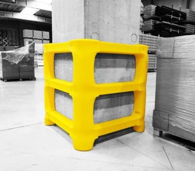 Säulenschutz Kunststoff zuschneidbar von boplan online kaufen bei Kauf-dein-Regal.de