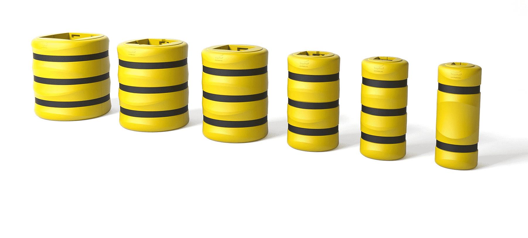 Säulenschutz KP Protector und Rammschutz von boplan günstig bei Kauf-dein-Regal.de