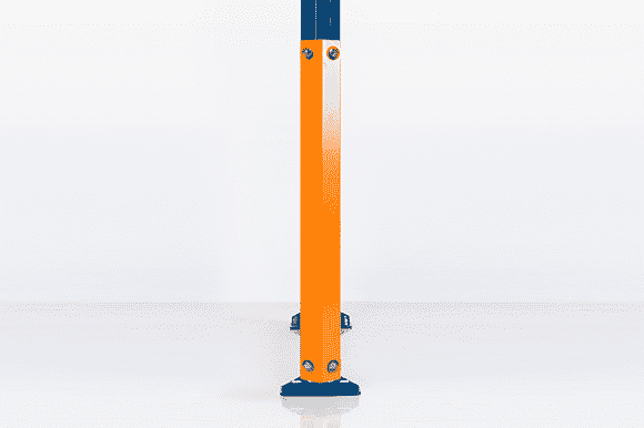 NEDCON MAN Ständeranfahrschutz Anfahrschutz Breite 100 mm Höhe 760 mm