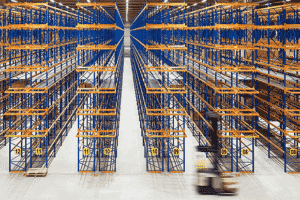 Palettenregal von NEDCON Lagertechnik günstig online kaufen bei Kauf-dein-Regal.de