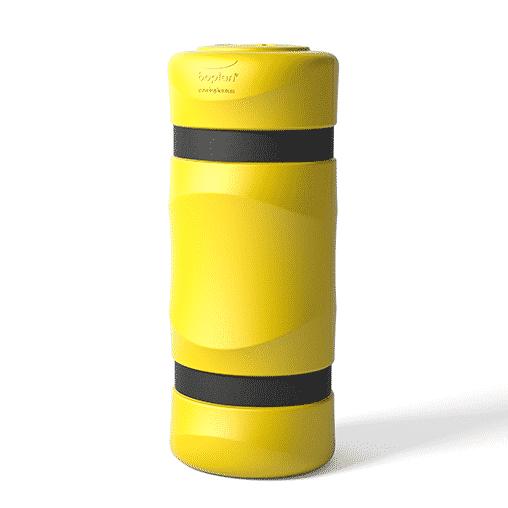 Säulenschutz Pfeilerschutz KP boplan® Flex impact® für 100x100mm Säule, gelb