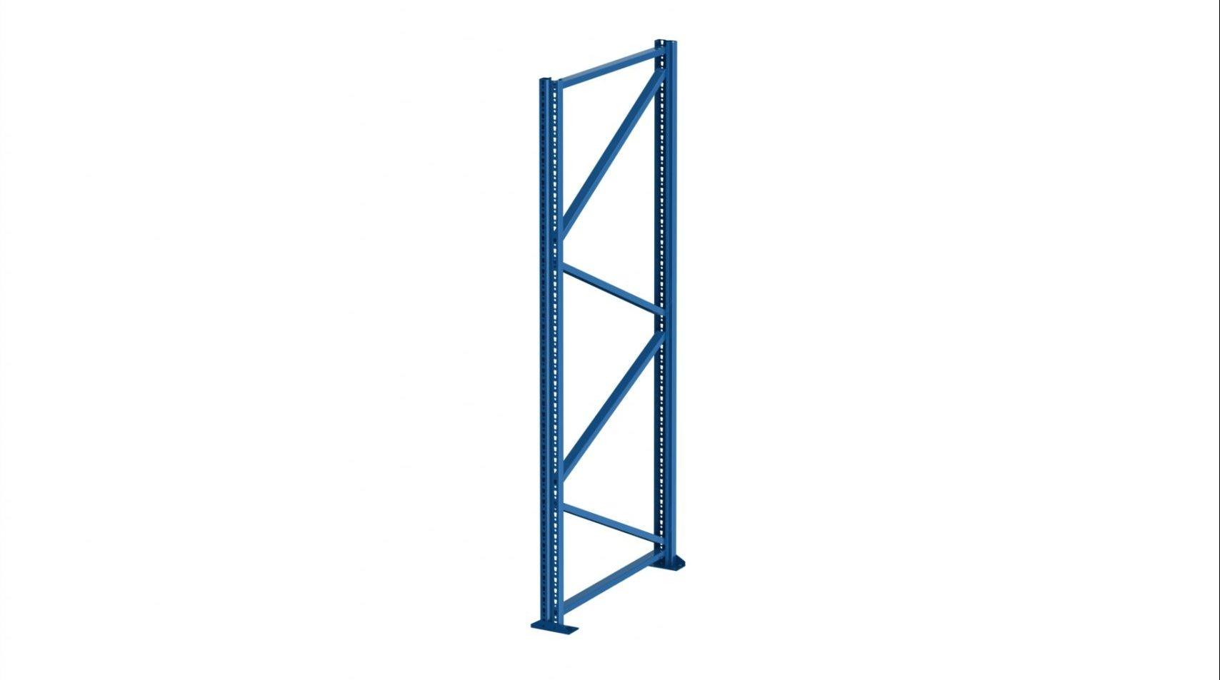 NEDCON Set Ständerrahmen Modell 10068204050 Höhe 2500 mm, Tiefe 1100 mm
