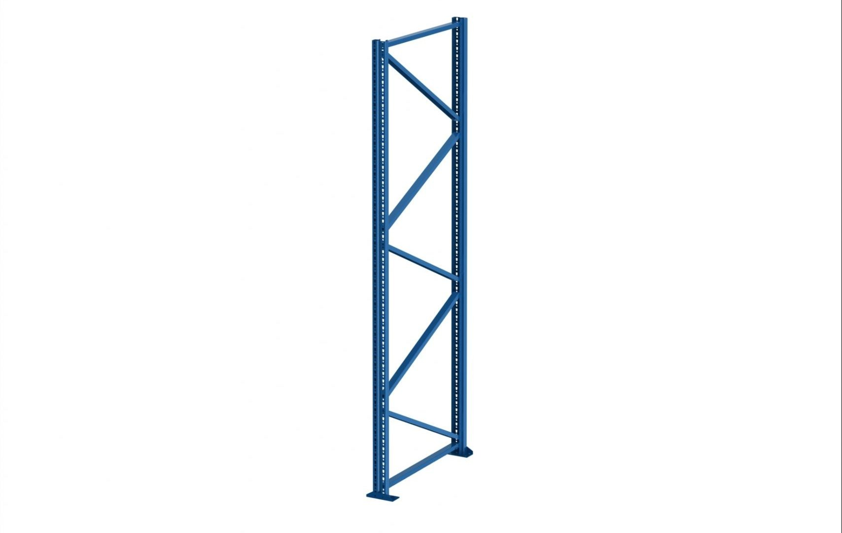 NEDCON Set Ständerrahmen Modell 10068204050 Höhe 3000 mm, Tiefe 1100 mm