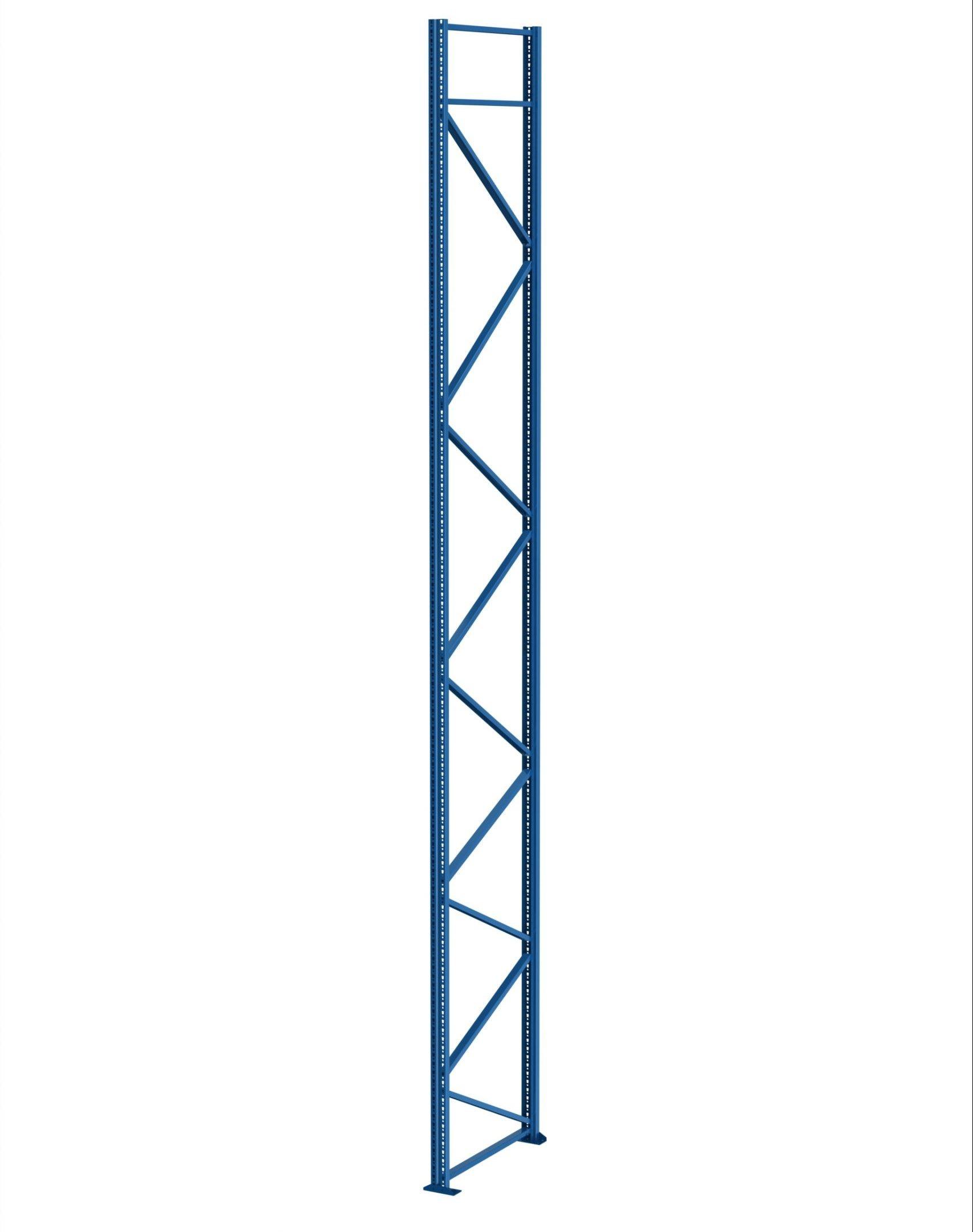 NEDCON Set Ständerrahmen Modell 10068204050 Höhe 6500 mm, Tiefe 1100 mm