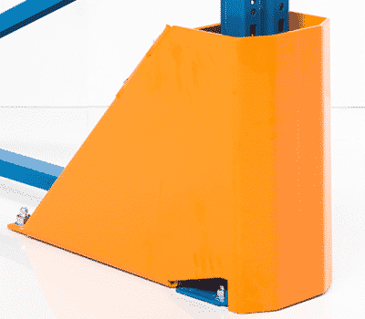 U-Rammschutz für Palettenregal Ständer von NEDCON bei Kauf-dein-Regal.de